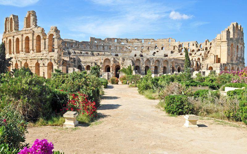 эль джем тунис